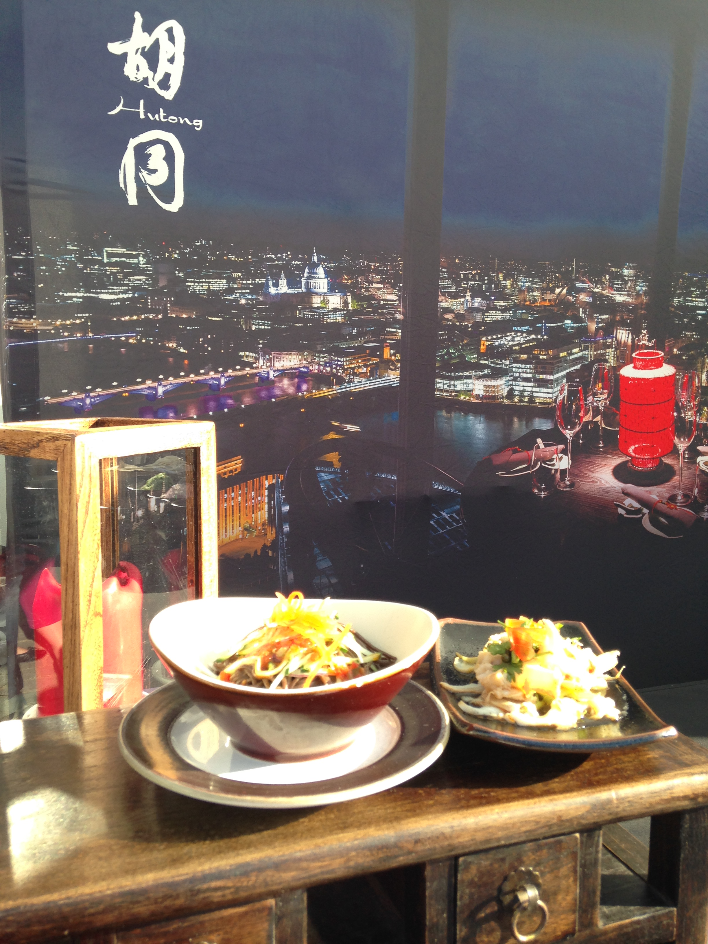 Our pop-up Hutong stall