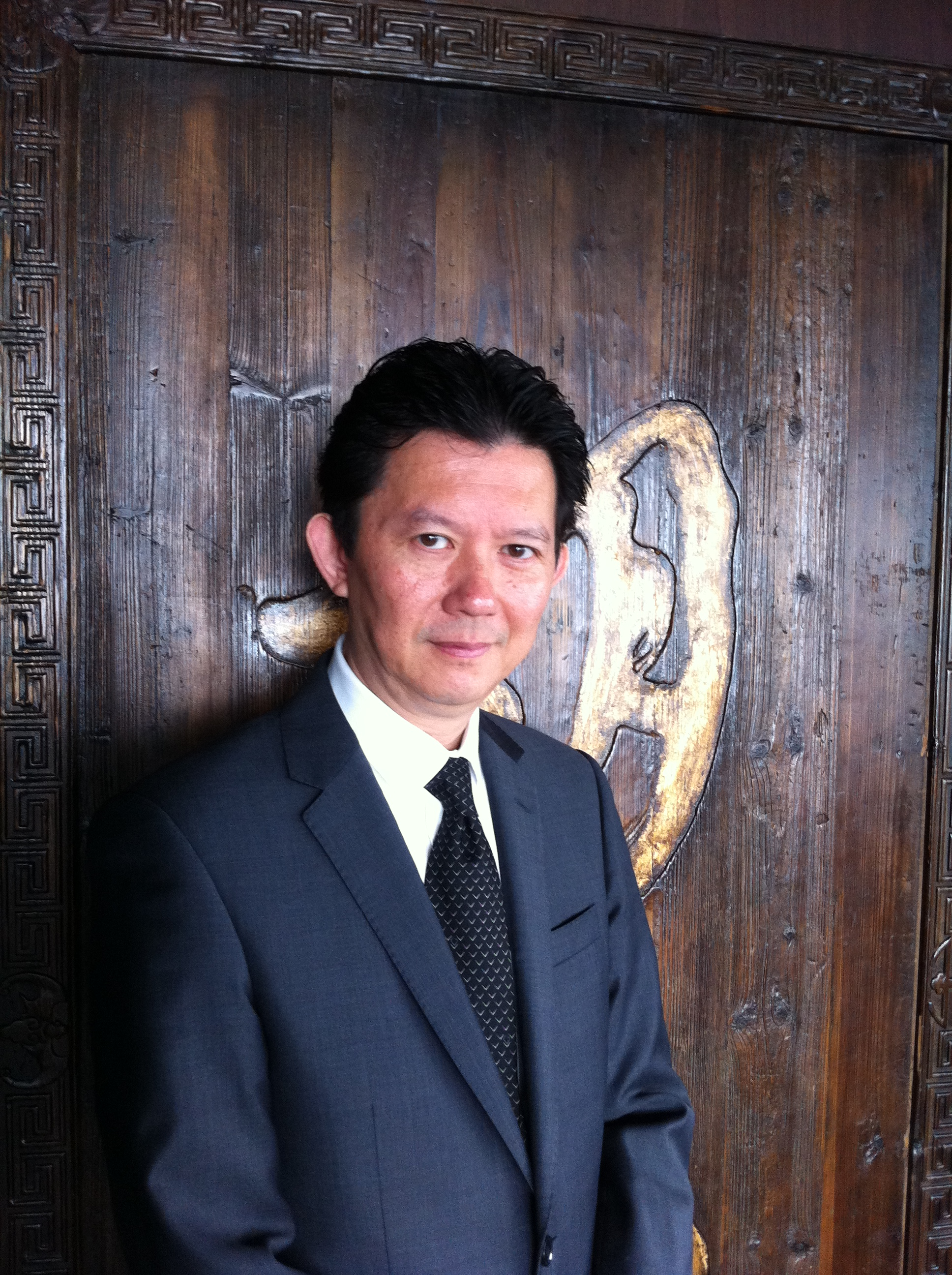 Hutong general manager, Tony Chan