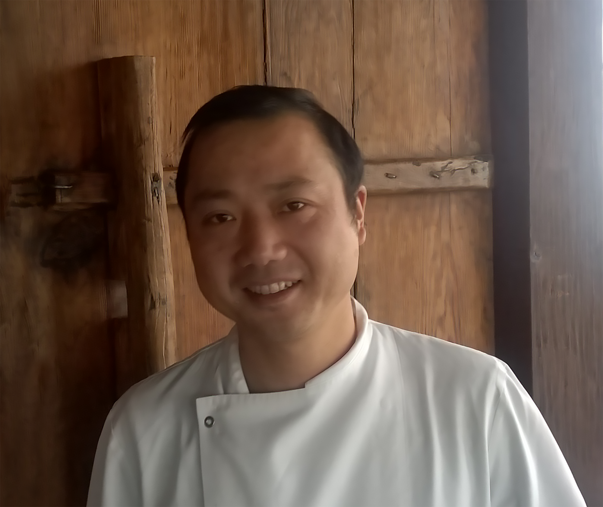 Hutong head chef Luo Bing
